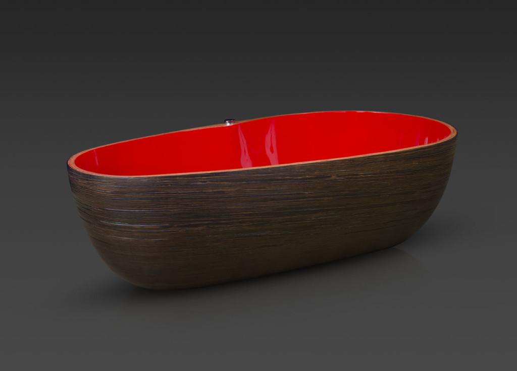 Atelier Kassange - Design Bathtub